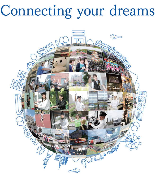 Connecting your dreams